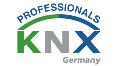Logo KNX Professionals Deutschland e.V.