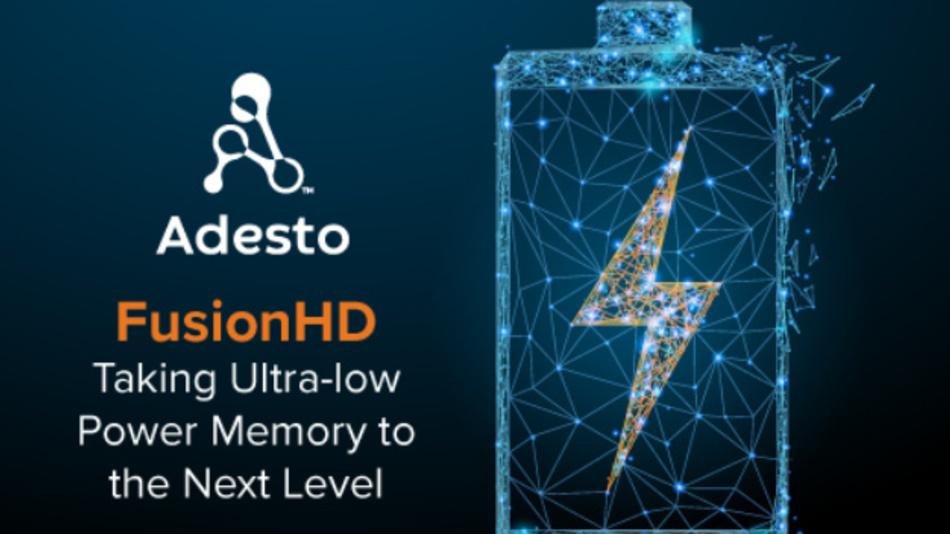 Adesto hat die Architektur der neuen Speicher so ausgelegt, dass sich kleine Datenmengen schreiben lassen, ohne dass eine ganze  Seite neu programmiert werden muss. Dadurch reduziert sich die Stromaufnahme gegenüber Standard-Flash-Speichern um bis zu 70 Prozent.