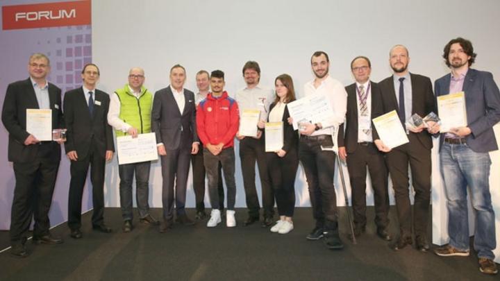 Die Preisträger des Embedded Awards 2019