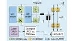 Vollbrücken DC/DC-Wandler von 400/800 V auf 12/48 V