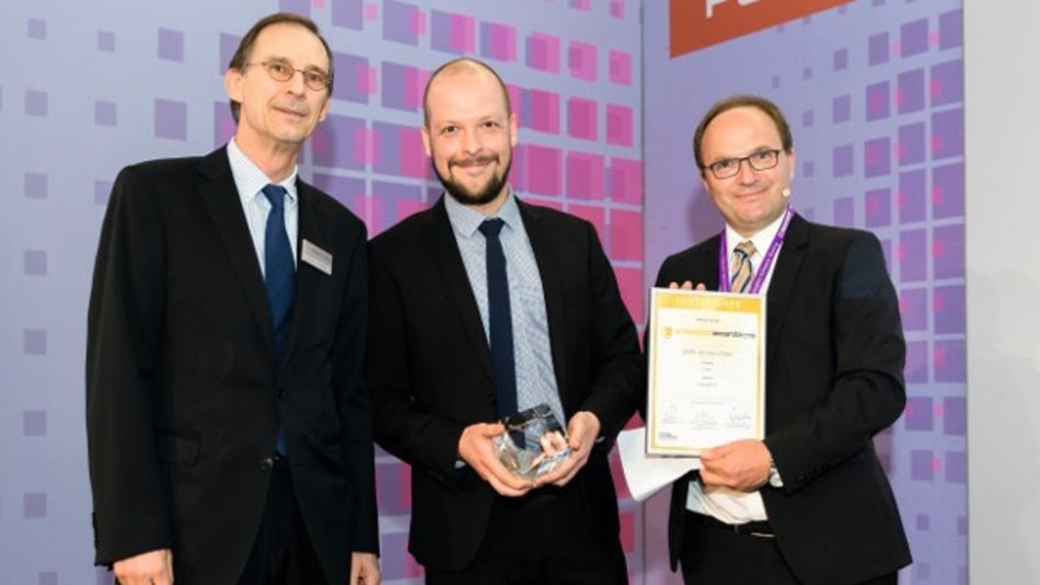 Preisträger in der Kategorie »Tools«: GÖPEL electronic mit ChipVORX SI.