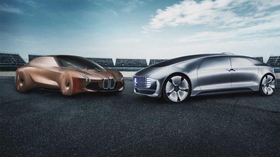 BMW und Daimler wollen zusammen die nächste Technologiegeneration für automatisiertes Fahren entwickeln.