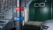 Smarter Lichtspender: Die von Schneider Intercom, Vossloh-Schwabe und Selux entwickelte Laterne bietet zahlreiche Safety-Features.
