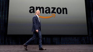 Amazon-Chef Jeff Bezoz