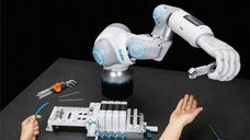 Selbstlernende Roboterhand & Co. in Hannover