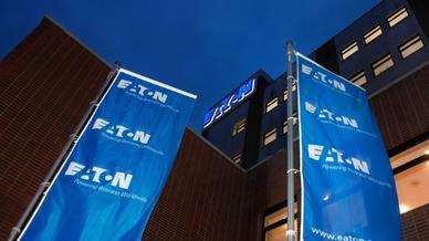 Eaton Gebäude Bonn