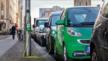 1000 Laternenmasten sollen in Berlin in den nächsten zwei Jahren zu Ladestationen für Elektroautos umgebaut werden.