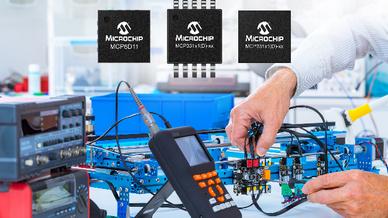 12 ADCs für den Betrieb bei hohen Temperaturen und in elektromagnetischen Umgebungen - AEC-Q100 -qualifiziert.