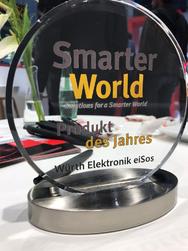 Preisverleihung SmarterWorld »Produkt des Jahres«