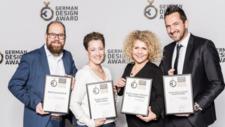 German Design Awards Vier Auszeichnungen für Busch-Jaeger