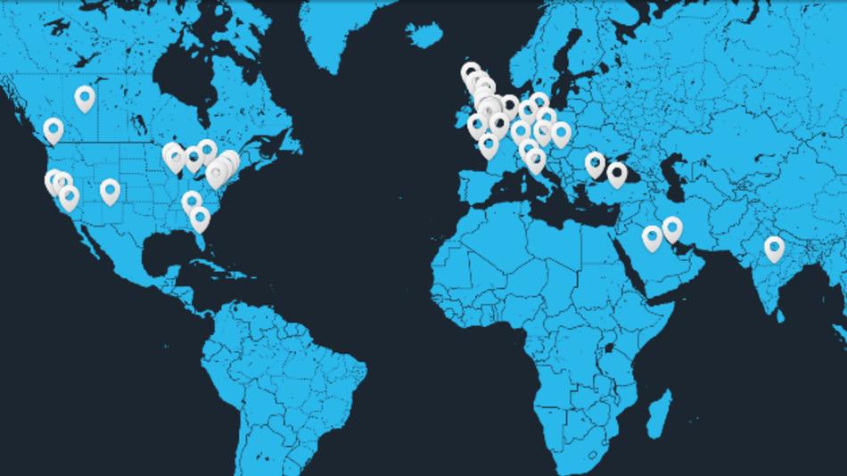 Weltweit wächst die Zahl der LiFi-Anwendungen.