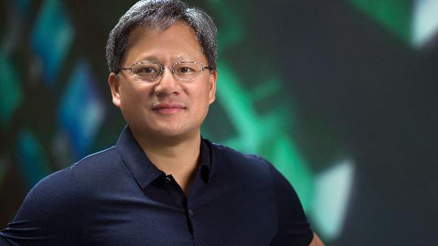 Jensen Huang Gründer und CEO von Nvidia
