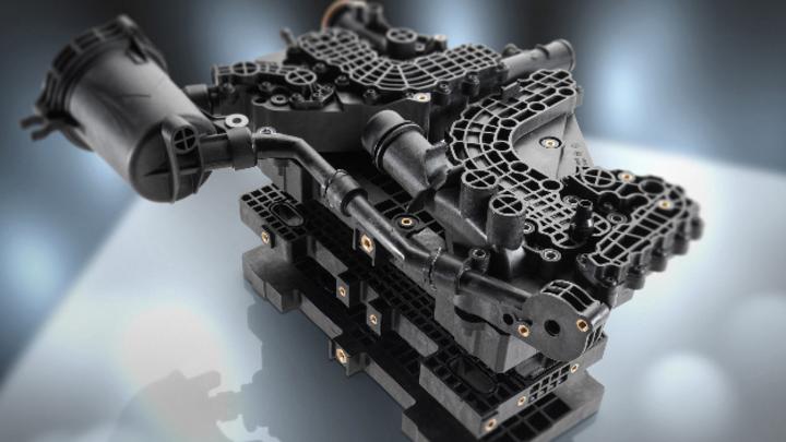 Die neuen Kunststoffteile für den Einsatz in Brennstoffzellen