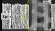 Nanomesh kombiniert eine hohe Porosität, ein beispielloses Verhältnis von Oberfläche zu Volumen und eine einfache Herstellung.