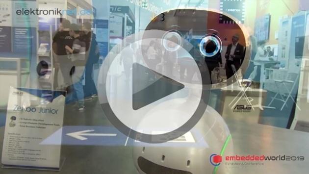 Messevideo Die embedded world 2019 in Bild und Ton