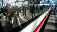 Deutsche Bahn Zug Bahnhof