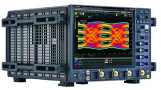 Produkte des Jahres 2019: Oszilloskop mit 110 GHz Echtzeit-Bandbreite, Keysight.