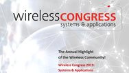 16. Wireless Congress am 22.-23. Oktober 2019 in München.