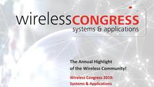 Wireless Congress 2019 Call for Papers: Vorträge jetzt einreichen