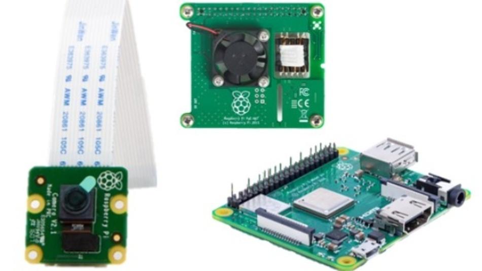 Durch HAT-Erweiterungsboards wird der Raspberry Pi besonders vielseitig.