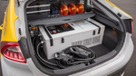 Versorgung liegengebliebener Elektrofahrzeuge mit leerer Batterie