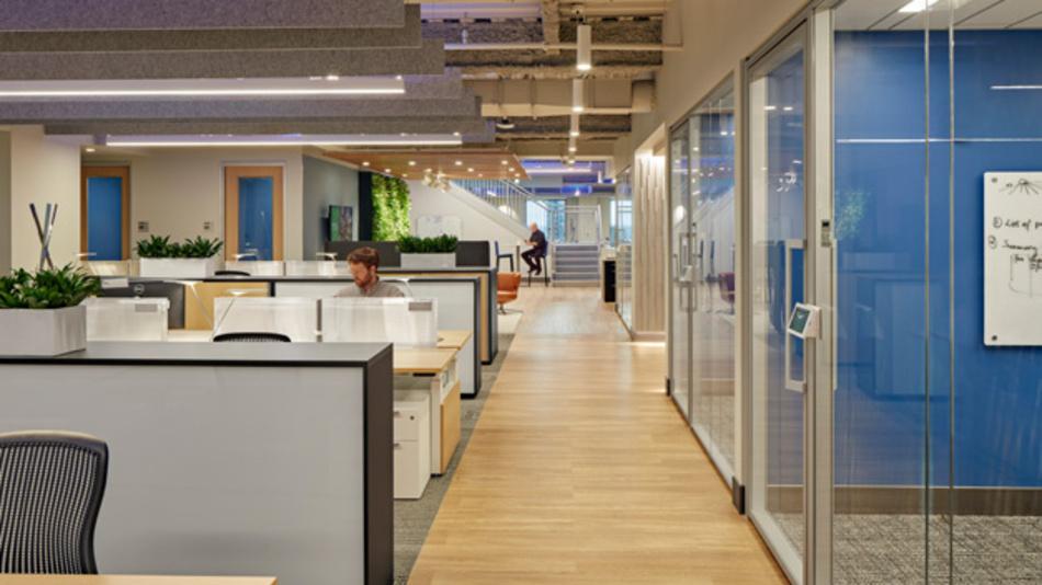 Bild 1. Die Analog Garage startete Analog Devices vor drei Jahren, seit einem Jahr ist sie in der Zentrale in Boston ansässig.
