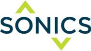 Das bisherige Logo von Sonics, Anbieter von Interconnect-IP für komplexe Chips, der jetzt von Facebook übernommen wurde.