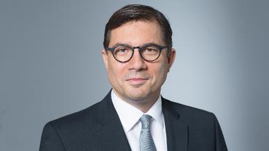 Dr. Sven Schneider wird mit Wirkung zum 1. Mai 2019 zum Finanzvorstand berufen.