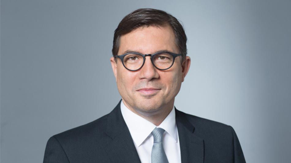 Dr. Sven Schneider wird ab 1. Mai 2019 neuer Finanzvorstand bei der Infineon Technologies AG.