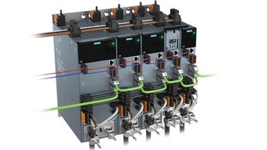 Ergänzung der Einachs-Servoantriebssystem Sinamics S210 für Midrange-Applikationen