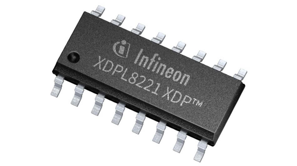 Der XDPL8221 von Infineon ist durch weiten Eingangsbereich und konfigurierbare Betriebsparameter vielseitig einsetzbar.