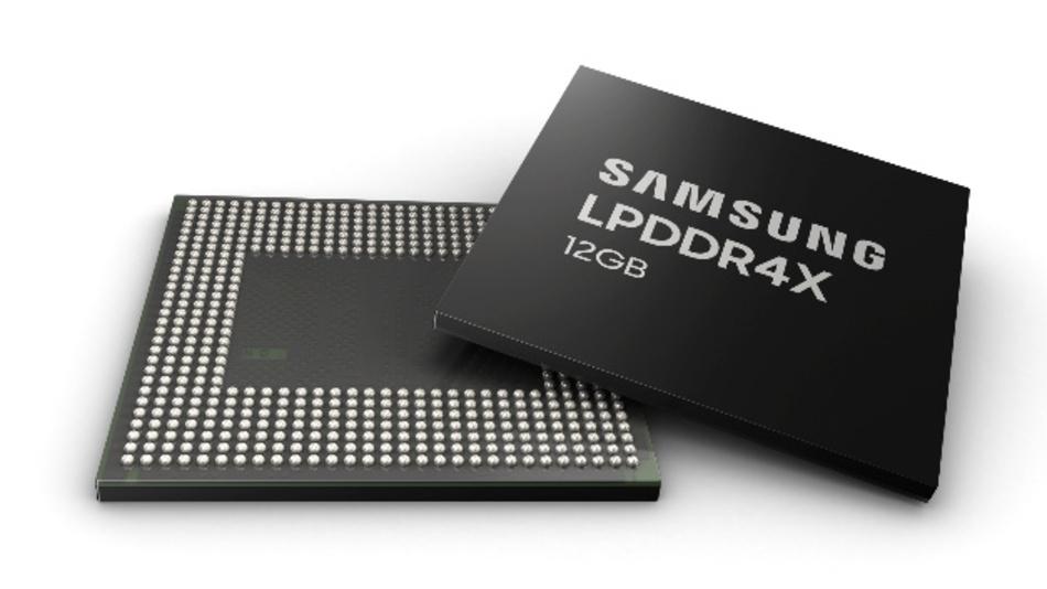 Samsung plant, die Auslieferung der mobilen 8-GB- und 12-GB-DRAMs auf Basis der 1y-nm-Prozesse in der zweiten Jahreshälfte 2019 mehr als zu verdreifachen, um die erwartet hohe Nachfrage zu decken.