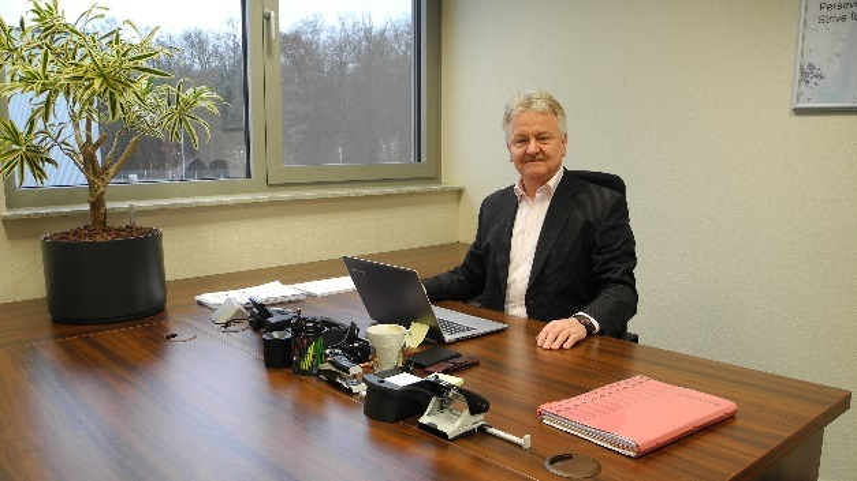 """Dr. Christian Veit, Hongfa: """"Wir produzieren heute mehr Würfelrelais denn je."""""""