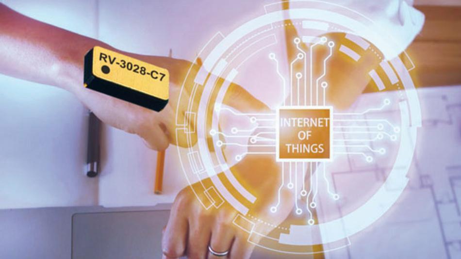 Die Real-Time-Clock RV3028C7 von Micro Crystal  nimmt an 3V Versorgungsspannung lediglich 40nA auf.