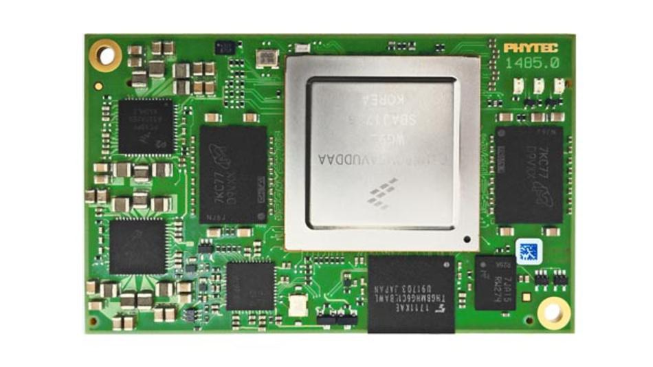 Mit dem i.MX8 von NXP ziehen 64-bit-Prozessoren auf breiter Front in die Embedded-Welt ein. Bei solchen Prozessorankündigungen ist es für Entwickler wichtig, diese möglichst schnell in eigene Produkte zu integrieren. Phytec hilft dabei, indem es die Prozessoren mitsamt Speicher auf einem Modul integiert.