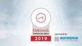 Rubrik »Messtechnik«, Produkte des Jahres 2019 der Elektronik.
