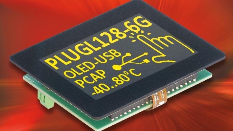 """Der """"EA PLUGL128"""" von Electronic Assembly"""