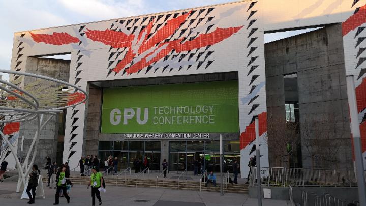 Die GTC 2019 von Nvidia fand im Mc Enery Convention Center von San Jose / CA statt.