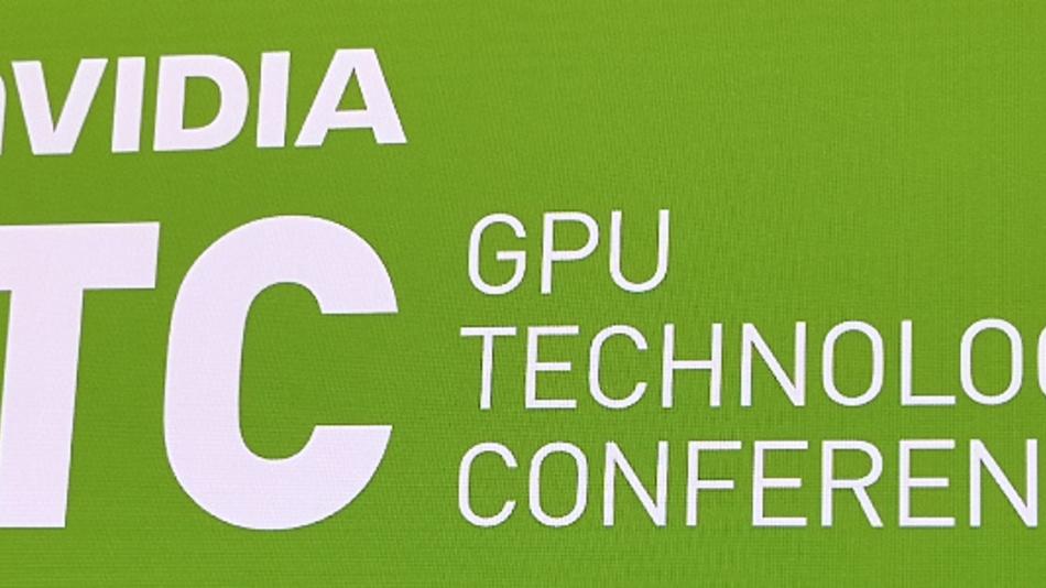 Die GPU Technology Conference von Nvidia  in San Jose.