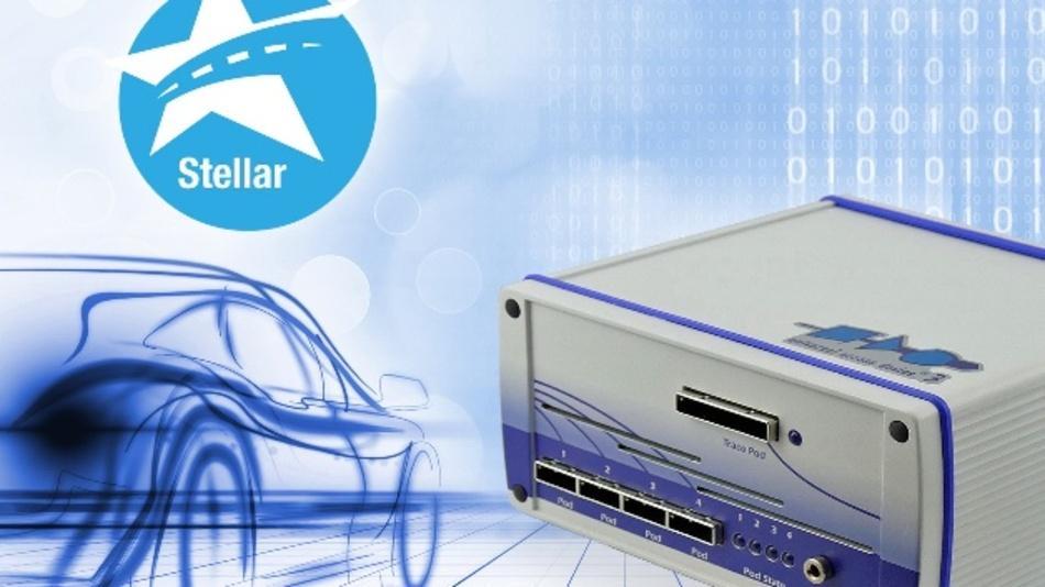 PLS hat die UDE auf die Stellar-Mikrocontrollerfamilie von STMicroelectronics angepasst.