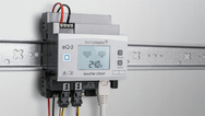 Eine einfach zu installierende Verdrahtung charakterisiert die Homematic-IP-Wired-Architektur.