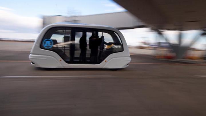 ZF will neue Standards bei autonomen Mobilitäts-und Transportlösungen setzen und hat daher 60 Prozent der Anteile von 2getthere erworben.