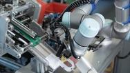 Cobot als Stand-Alone-Gerät, Universal Robots