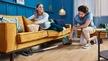 """Die """"SpeedPro""""-Akkusauger von Philips sind ab Mai 2019 in fünf Farbkombinationen im Handel erhältlich."""