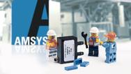Drucktransmitter AMS 4710: Kaum größer als ein Lego-Stein, dafür aber umso robuster.