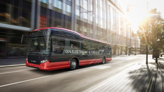 Nobina und Scania bereiten den Weg für vollautonome Busse in Schweden.