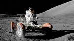 Roadtrip auf dem Mond