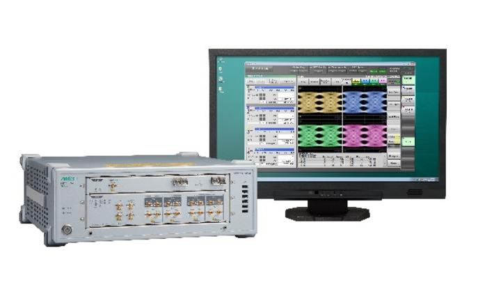 Bit Error Rate Tester von Anritsu mit Vierkanal-Oszilloskop-Option