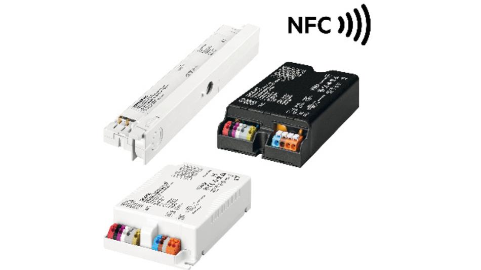 Die Zahl von LED-Treibern mit integrierter NFC-Schnittstelle nimmt zu.