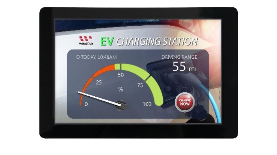 """Das WXGA-IPS-TFT-Display """"WF101FSYFPLHTX"""" von Winstar ist bei SE Spezial-Electronic verfügbar."""